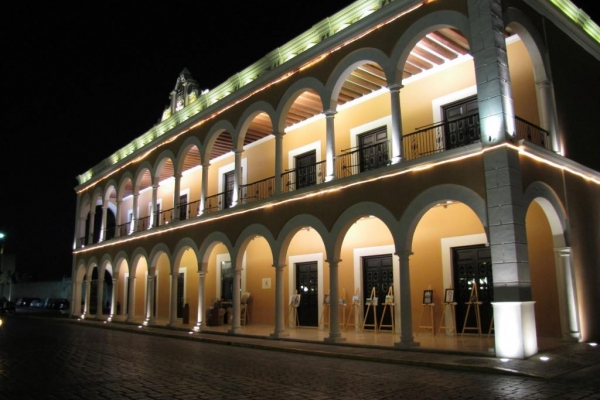 Arquitectura colonial - Campeche