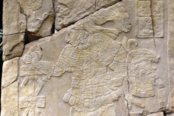 Relieve - Bonampak