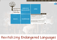 Revitalizing Endagered Languages